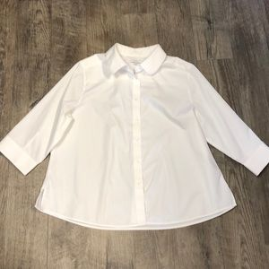 Foxcroft Button Up